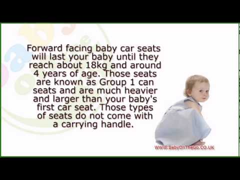 Forward Facing Baby Car Seats