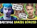 Download  Og.pajkatt Roasting Babyrage Ramzes Trying Trashtalk Like Arteezy  MP3,3GP,MP4