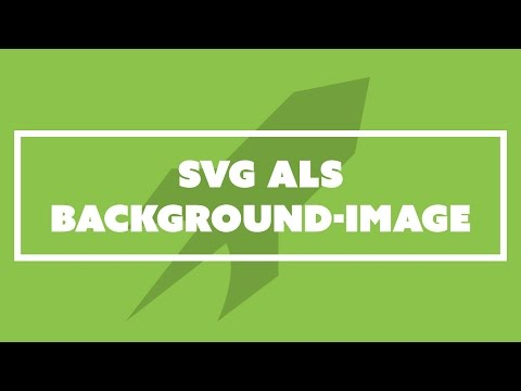 #72: SVG als background-image | Martin Wolf Screencast
