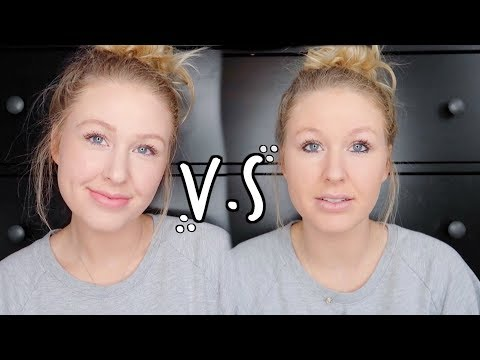 How I Did My Make Up In High School V.S Now!