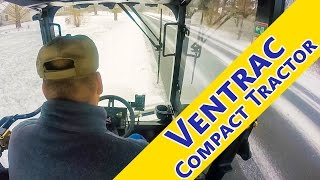 Ventrac 4500 Tractor Grease Points Service Videos & Books