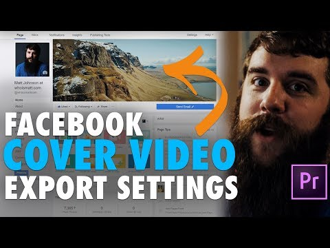 How To Create Facebook Cover Videos Using Premiere Pro CC