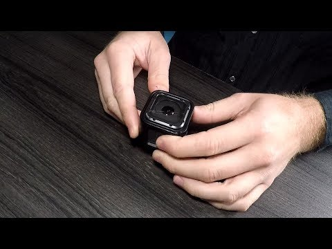 GoPro Session Lens Cover Replacement - How To