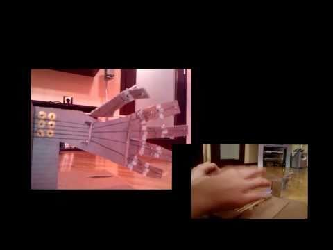 Simple Animatronic (ROBOTIC) Arm [HD]