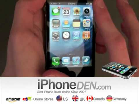 Apple iPhone 4G Unboxing, iPhone 3G vs 4G Review @ iPhoneDen.com