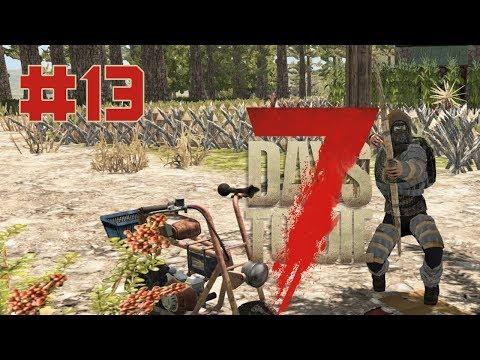 7 Days to die   Nag assemble ng motor #13 (TAGALOG)