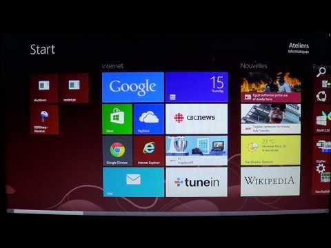 Windows 8 Create a recovery drive