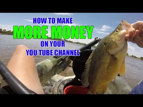 How to increase revenue & make more money on your YouTube Channel - BEGINNERS GUIDE