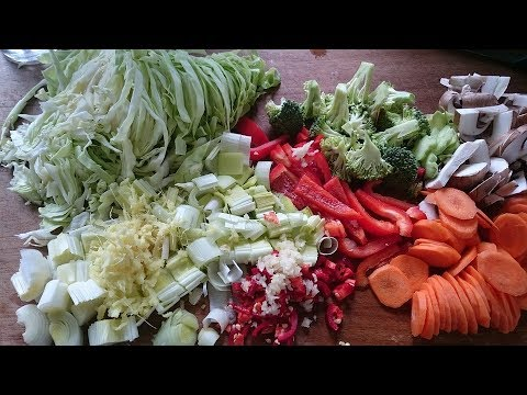 You do NOT Have to be Chinese to be Good Stir Fry Cook: Pirate Stu's Bootyful Joke of the Day #0380