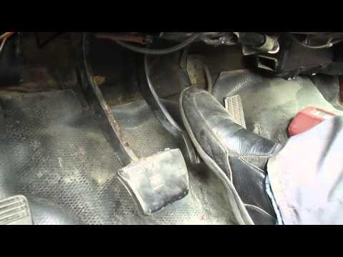 Brake Booster failure