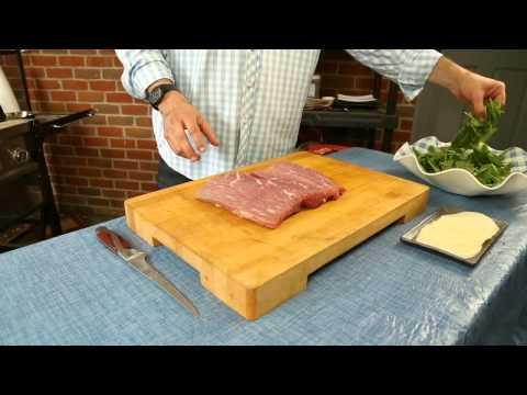 How to Butterfly a Beef Tenderloin : Cooking Beef & Steak