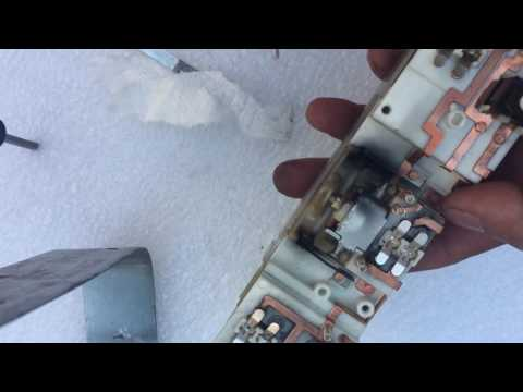 HOW TO REPAIR FIX MASTER POWER WINDOW SWITCH TOYOTA CAMRY SUPRA CRESSIDA CELICA COROLLA LAND CRUISER