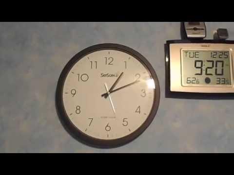 Skyscan Atomic Clock Model 28900 - 001 (Taychiwowa)