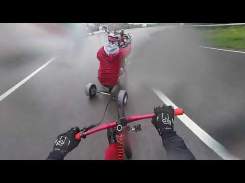 Luso Drift Trike 2015 - Remember old times!