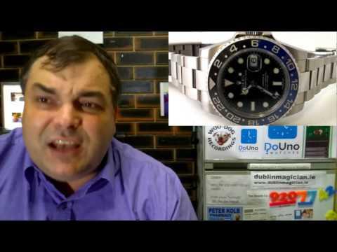 ROLEX SUBMARINER CERAMIC or ROLEX GMT II CERAMIC? Tough Choices Timepieces