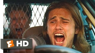 Pineapple Express - Police Car Chase Scene (6/10) | Movieclips
