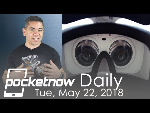 Google to re-invent VR with new display, Apple WWDC dates & more - Pocketnow Daily