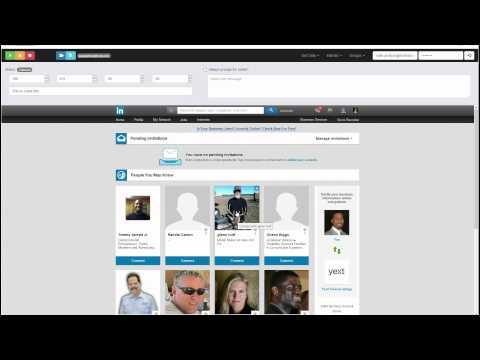 LinkedIn Marketing Software - LinkedEngine Connect - LinkedIn Automation Software