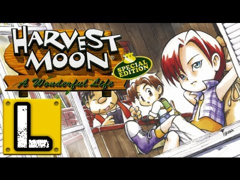 | The 1up Block | - ( Live ) Harvest Moon: A Wonderful Life SE