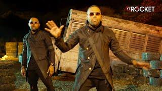 Criss & Ronny - La Máquina Del Tiempo   Video Oficial