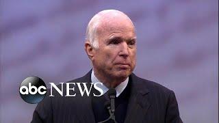 Trump warns McCain: