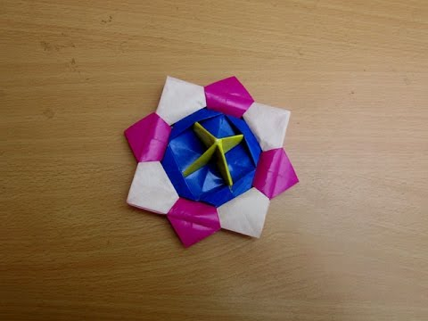 How to Make a Paper Spinning Top - Easy Tutorials