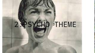 Top 5 horror Movie Theme Songs