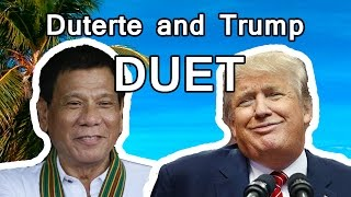Duterte & Trump Duet | Closer by The Chainsmokers