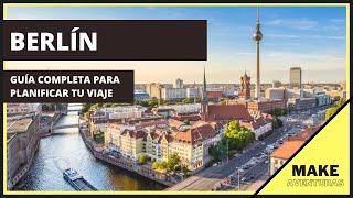 ¿Qué ver un fin de semana por Berlín? | Turismo por Alemania | Video Guía Documental en español