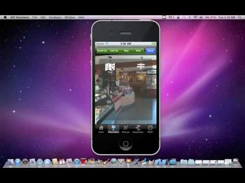 Coffee Shop Xcode iPhone App Source Code For Sale