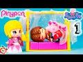 Hada De Fresa Peppa Pig Y El Bello Durmiente Cuento Sorpresa De Peppa Y La Princesa Pinypon Ep 1