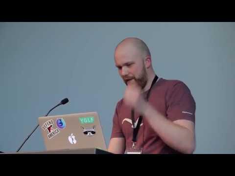 Fabricius Seifert - Punchcard coding with CSS   JSUnconf 2018 Lightning Talks
