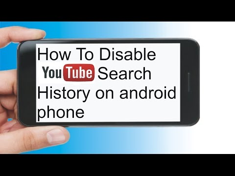 How To Stop youtube Search History on android | youtube top secret