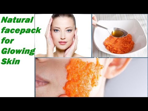 चेहरे पर लगाए ये Natural Facepack , Parlour का Facial भी होगा फेल    Gora hone ka tarika