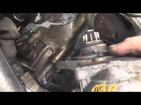 How to change a starter motor on a 1994 Honda Accord EX