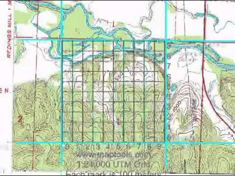 John Messick   UTM Coordinates and Public Land Survey