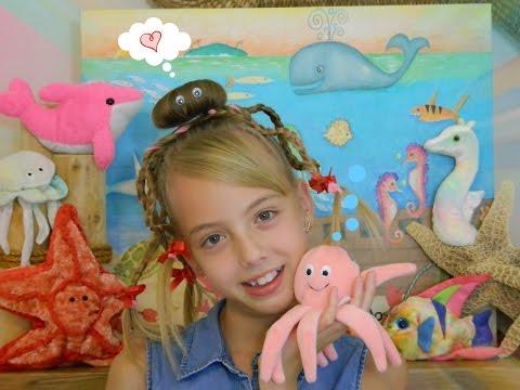 Cute & Fun Octopus / Halloween Hairstyles / Bonita Hair Do