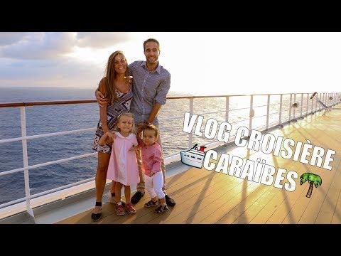 CROISIÈRE CARAÏBES AVEC LE MSC OPERA - Vlog Family Coste