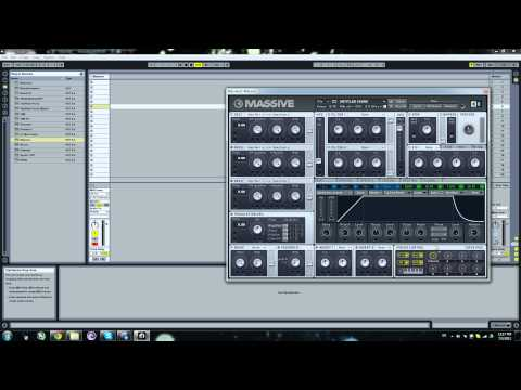 How to Make Pendulum's 'Fasten Your Seatbelts' Synth in Massive