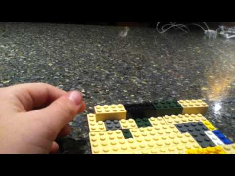 How to make Lego iPod4 case