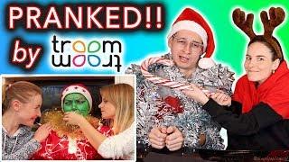A Very Troom Troom Christmas Special (Pranks on Boyfriend! Prank Wars! oH nOo)