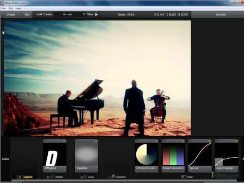Coloração de Cinema em Vídeos com Premiere e Magic Looks
