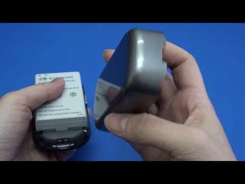Mugen Power extended battery for Huawei E585 Pocket Wi-Fi / Docomo HW01C
