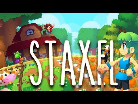 STAXEL 🌳 001: Ein Mix aus CUBEWORLD + MINECRAFT?