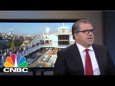 Norwegian Cruise Line Holdings CEO: Demand for Cuba | Mad Money | CNBC