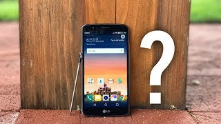 Best Budget Phone with a Pen? LG Stylo 3 Unboxing!