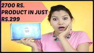 Glamego Box December Products worth Rs.2700 for Rs.299 only/INDIANGIRLCHANNEL TRISHA