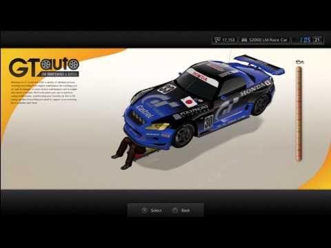 Gran Turismo 5 - Oil Changing   HD