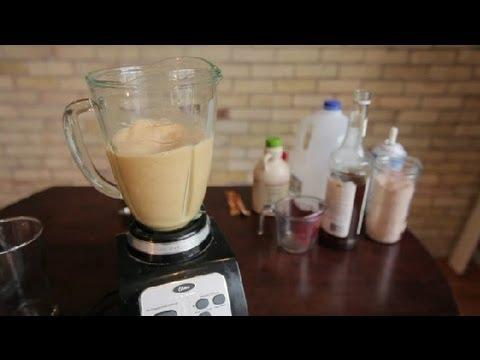 How to Make a Sugar Free Vanilla Bean Creme Frappuccino : Frappuccinos