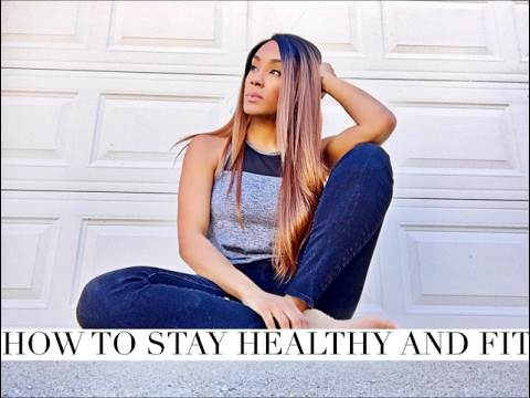 HOW I STAY HEALTHY & FIT - FINDING TIME FOR FITNESS & WELLNESS